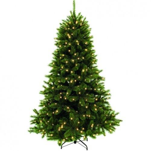 Ель Triumph Tree Лесная красавица 155 см (152 лампы)