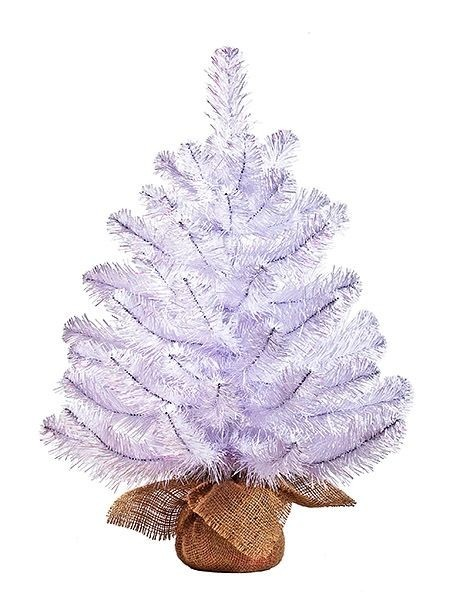 Ель Triumph Tree Исландская белоснежная 60 см (в мешочке)