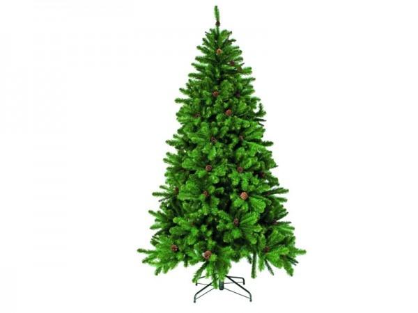 Ель с шишками Triumph Tree Императрица зеленая 200 см