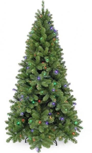 Сосна Triumph Tree Санкт-Петербург с 288 лампочками 230 см
