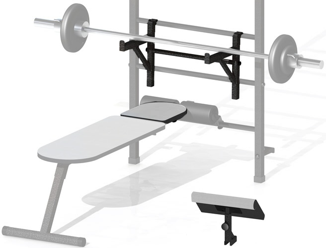 KSW professional Bench Press