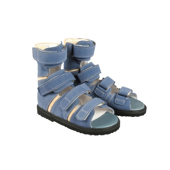 Ортопедическая обувь для детей с ДЦП MEMO Basic 1CH