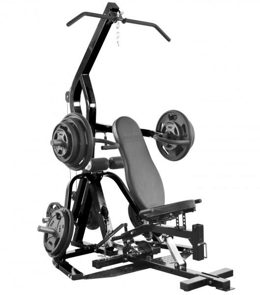 Lever Gym TM WB-LS14-B