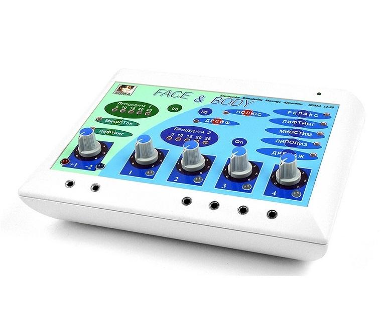 Миостимулятор для лица и тела Эсма 12.20М Комби