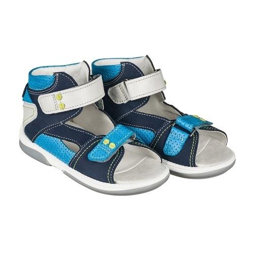e79af16db Детская профилактическая обувь MEMO Monaco DRMC 1DA темно-синий ...