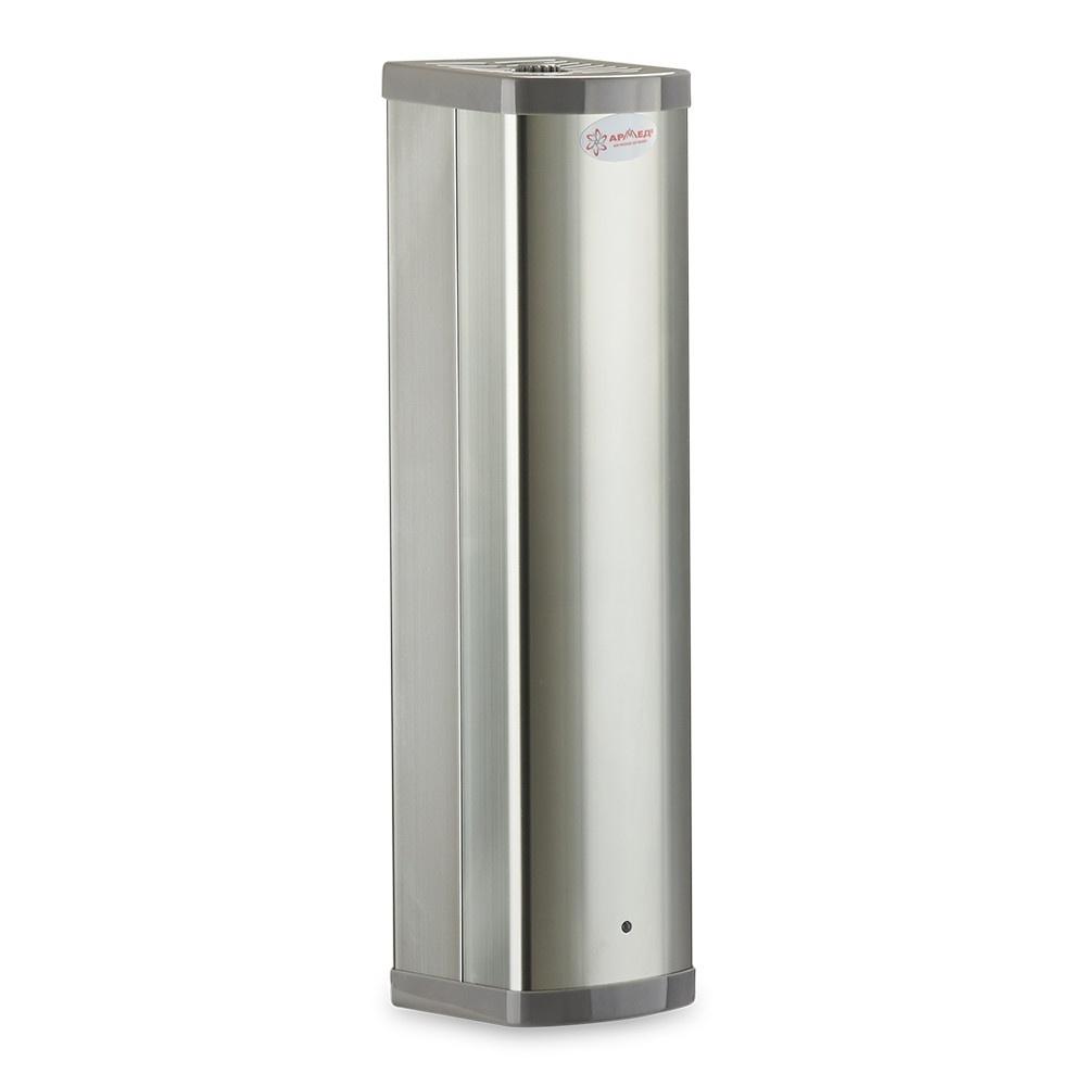 Экокварц 15М  металл/серебро