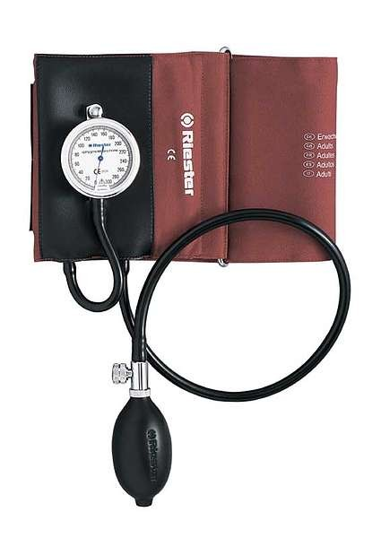 Sphygmotensiophone