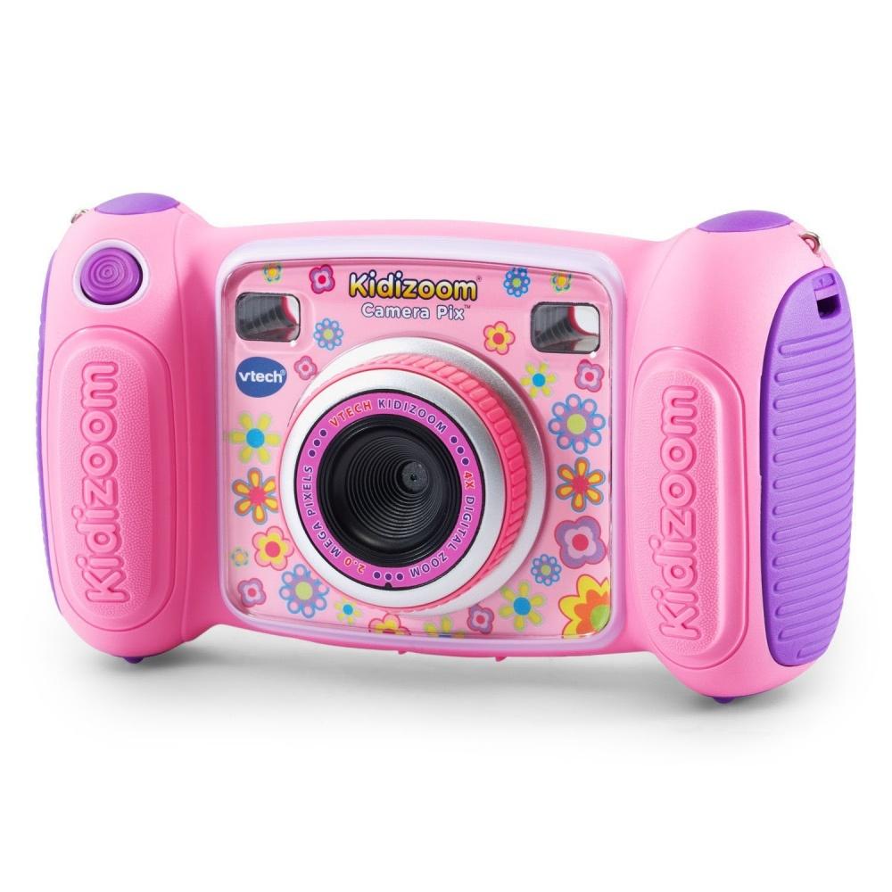 Камера цифровая розовая VTECH KIDIZOOM PIX PINK