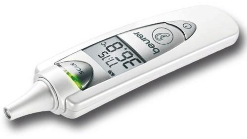 Инфракрасный медицинский термометр для уха Beurer FT55