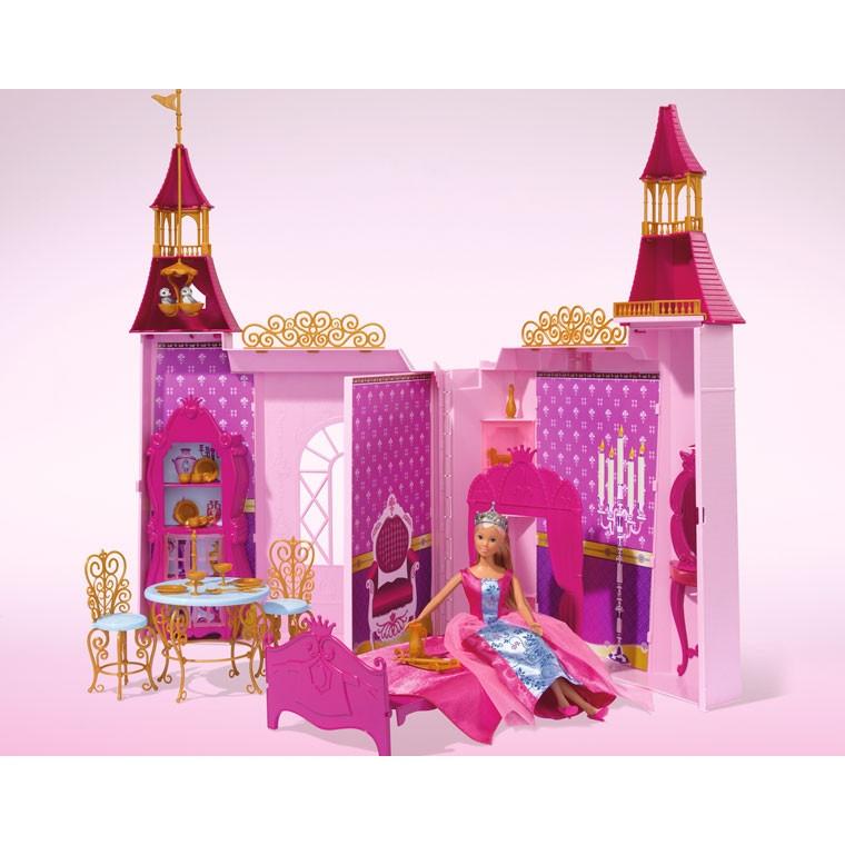 Штеффи и ее замок