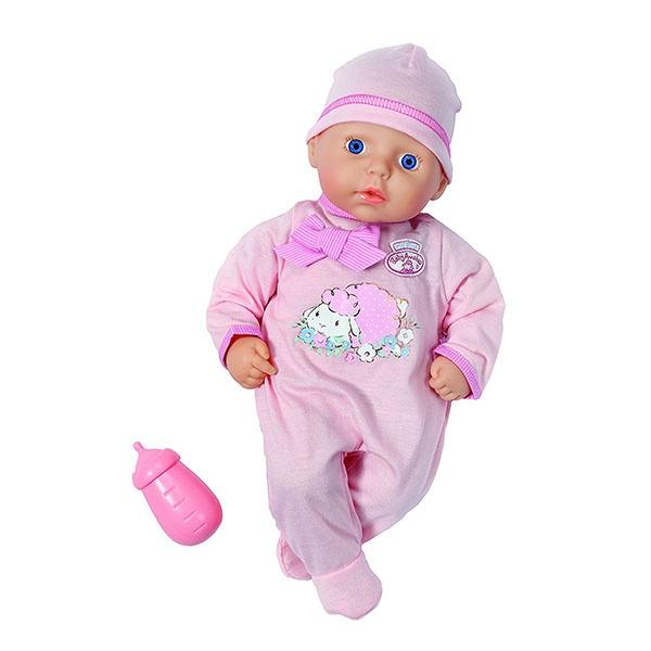 Baby Annabell с бутылочкой