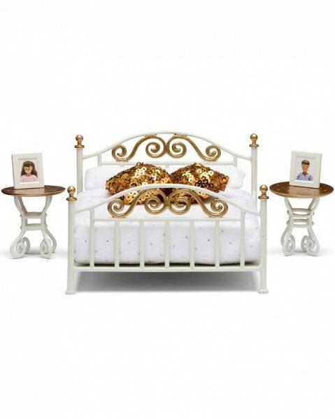 Смоланд спальня в античном стиле