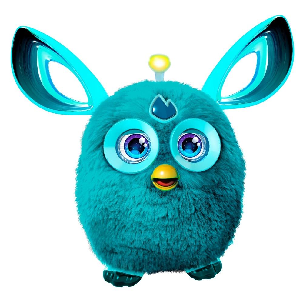 Furby Connect бирюзовый