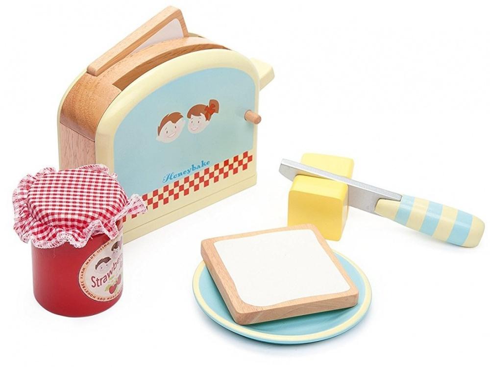 Тостер с продуктами