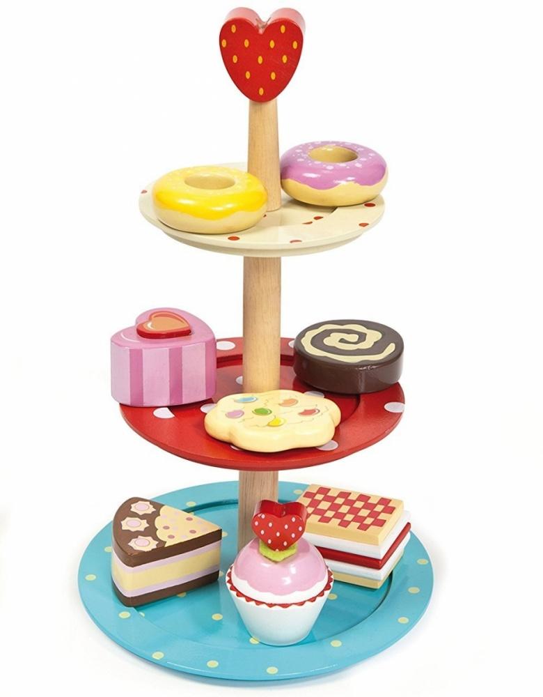 Этажерка с пирожными