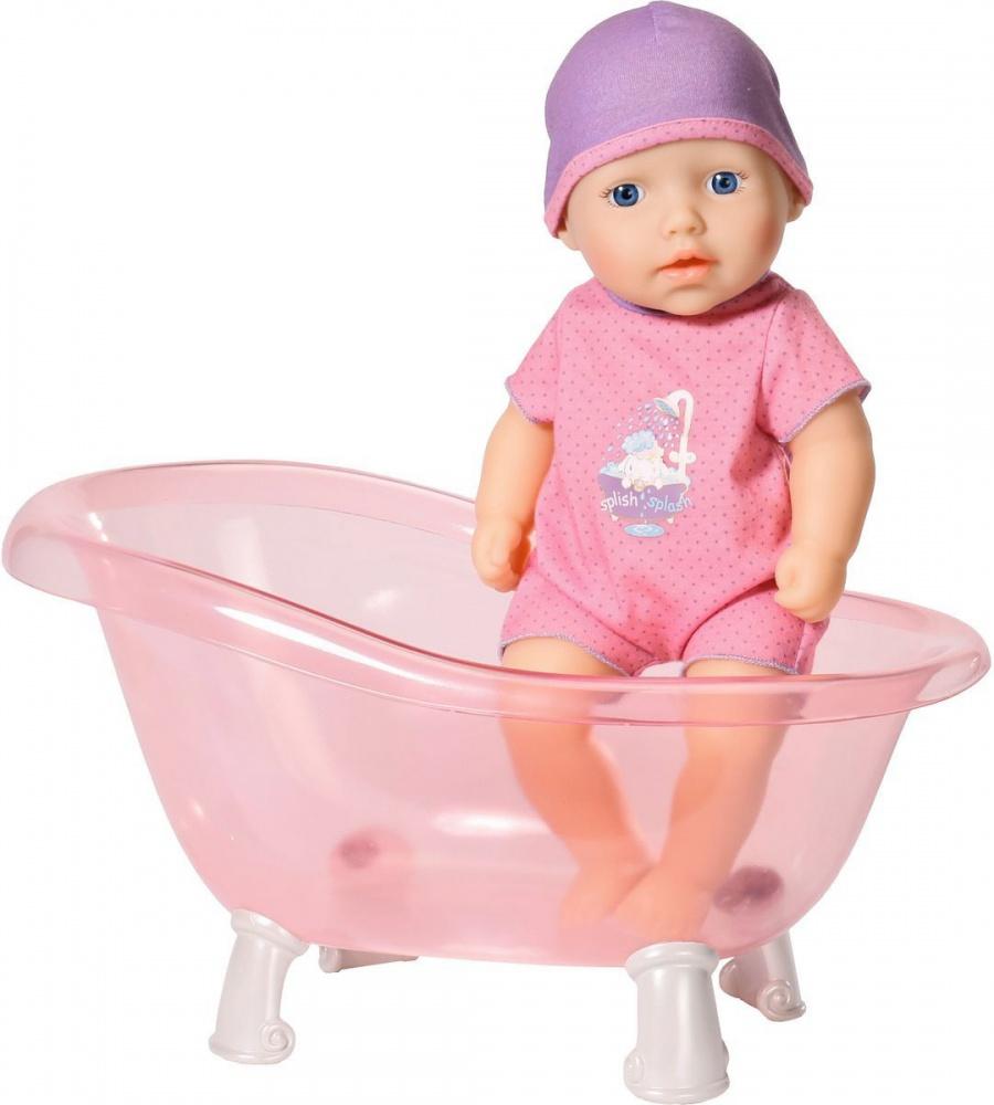 Baby Annabell с ванночкой