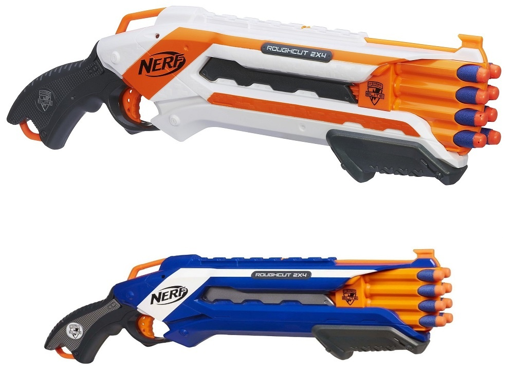 Элит Рафкат Nerf N-Strike Elite Rough Cut