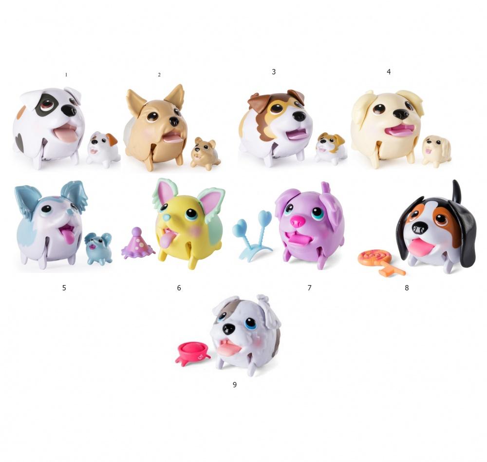 Chubby Puppies Упитанные собачки