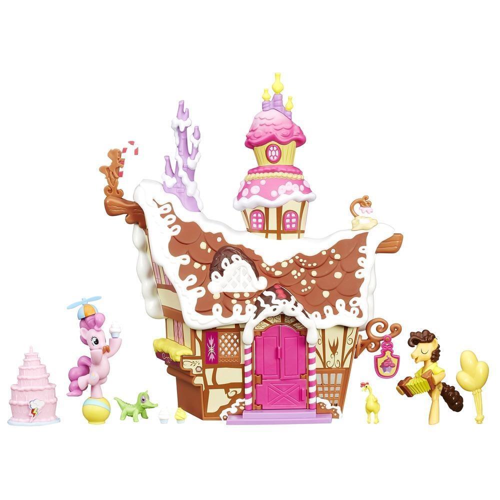 My Little Pony Сахарный дворец