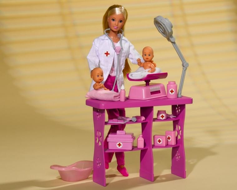 Штеффи Детский доктор