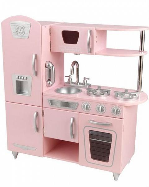 Vintage розовая