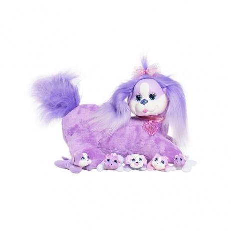 Собачка Кэнди и ее щенки
