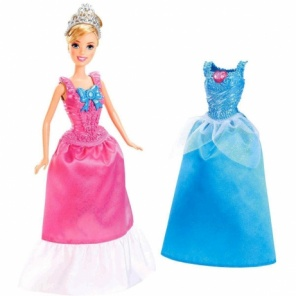 Кукла Disney Princess Mattel Disney Princess Золушка