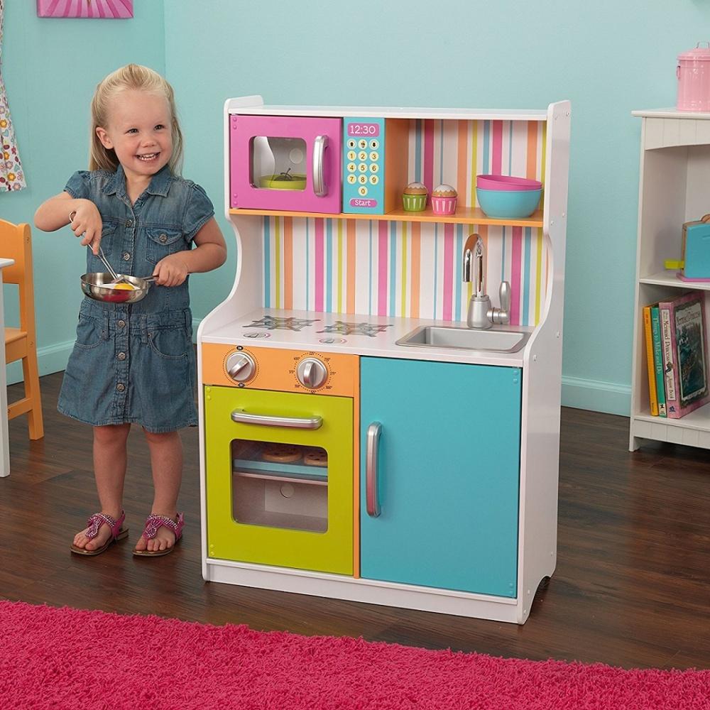 Bright Toddler Kitchen Делюкс Мини