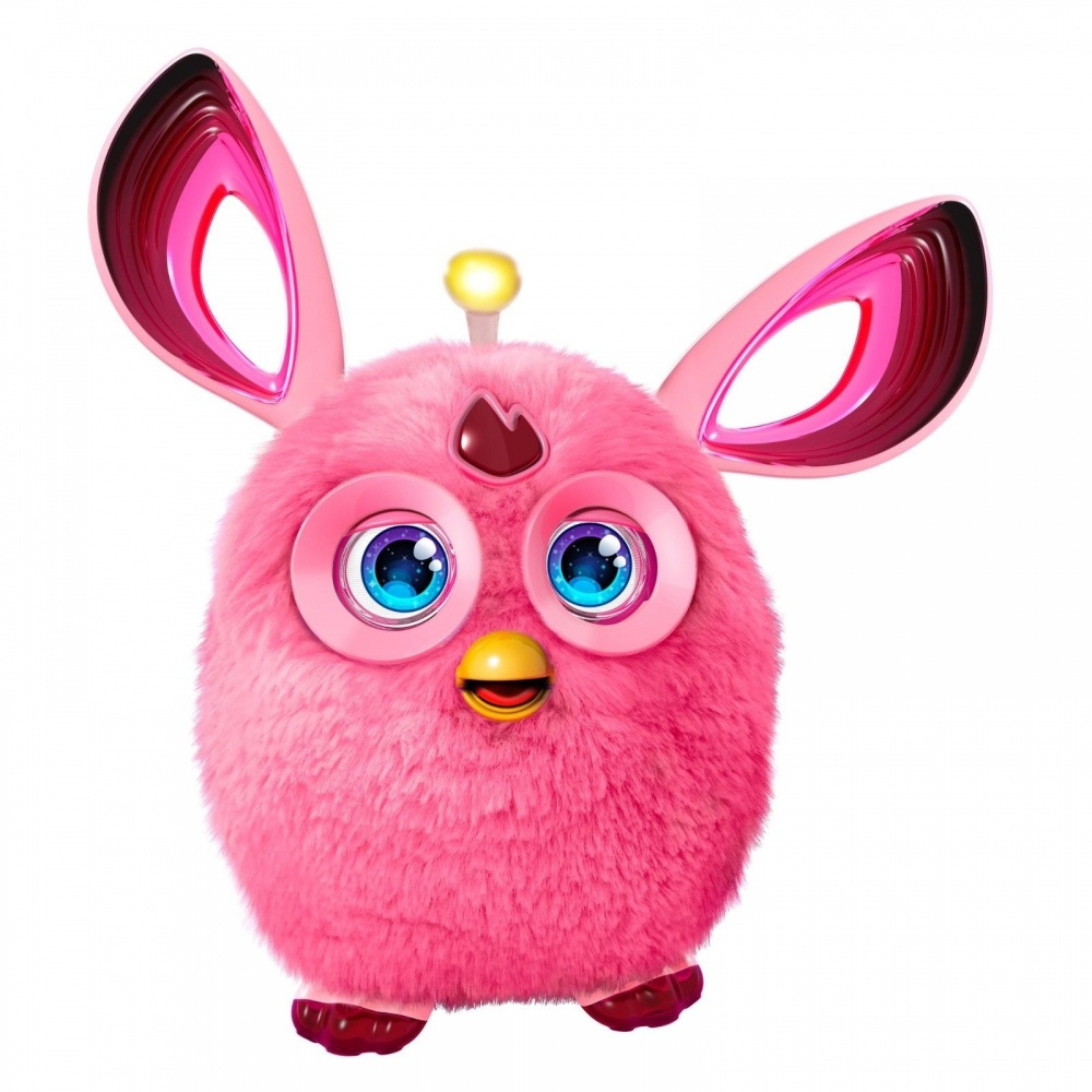 Furby Connect розовая