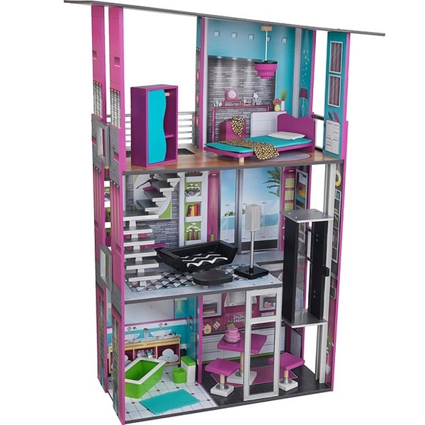 Glamorous Dollhouse
