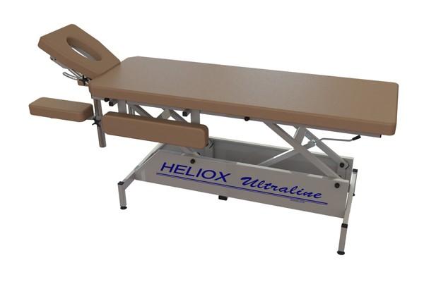 Стационарный массажный стол Heliox FM2