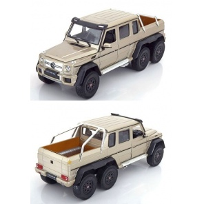 Welly Mercedes-Benz G63 AMG 6x6 1:24 24061