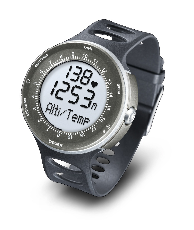 Спортивные часы с пульсометром Beurer PM90
