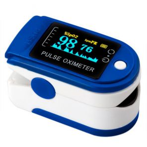 Пульсоксиметр Pulse Oximeter Fingertip