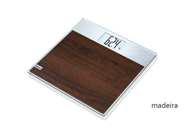Весы напольные электронные Beurer GS21 Madeira 4211125744359