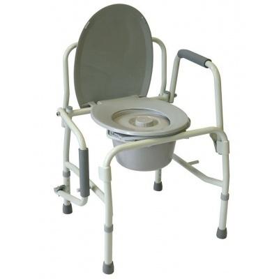 Кресло-туалет для инвалидов Amrus AMCF97