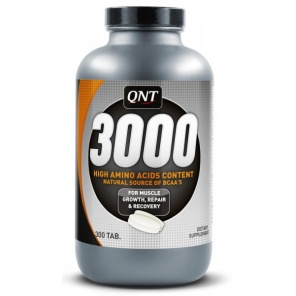 QNT 3000 Aminos with BCAA 300