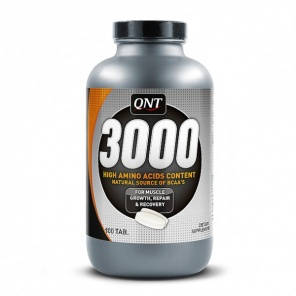 QNT 3000 Aminos with BCAA 100