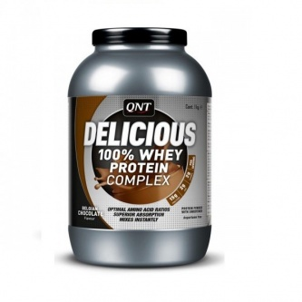 ����������� ������� QNT Delicious Whey Protein 2,2 �� ��������