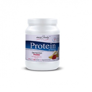 Протеин QNT Easy Body Protein 350 г клубника/банан