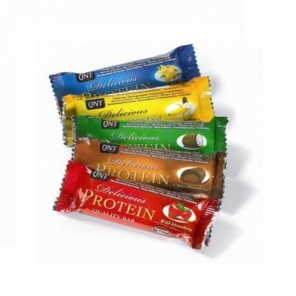 �������� QNT Delicious Protein Bar 35 � ������