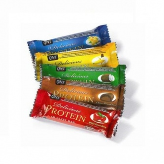 ����������� �������� QNT Delicious Protein Bar 35 � ������� �������