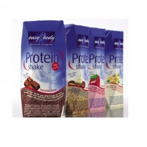 Напиток QNT Easy Body Protein Shake 330 мл шоколад