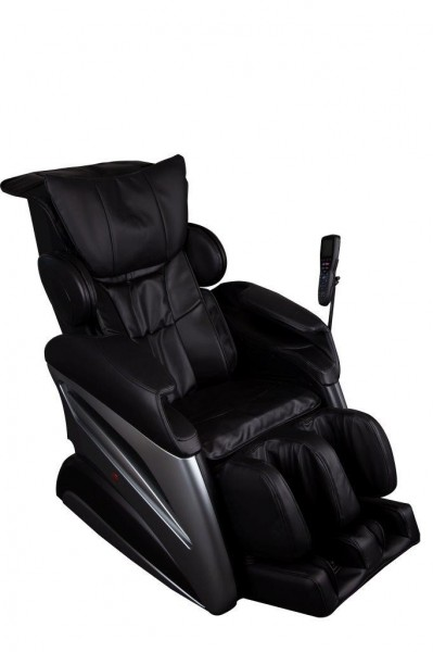 Массажное кресло для дома RestArt Panacea черный