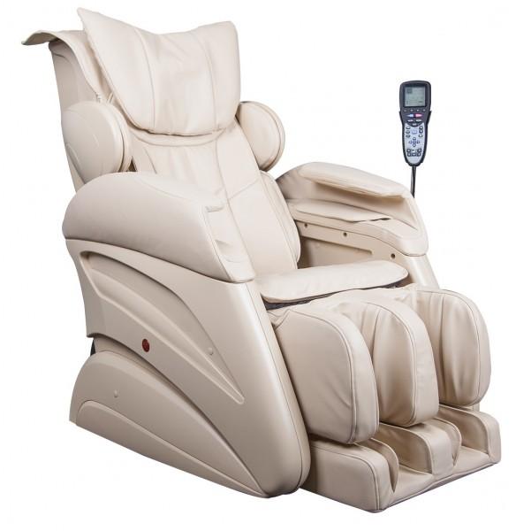 Массажное кресло для дома RestArt Panacea бежевый