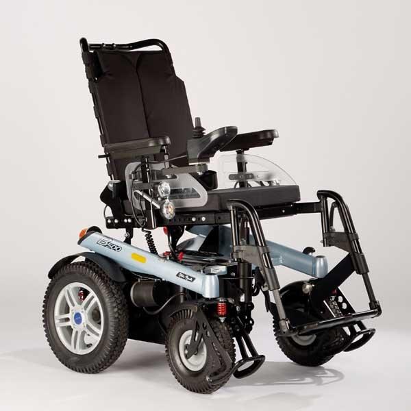 B500 (серебристый металлик) (ширина сиденья: 38 см)