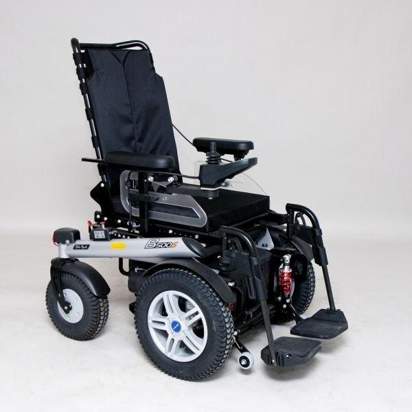 B500 S (серебристый металлик) (ширина сиденья: 38 см)