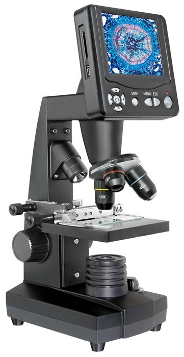 Цифровой микроскоп Bresser LCD 50x-2000x