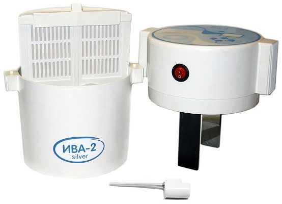Электроактиватор воды бытовой Belberg ИВА-2