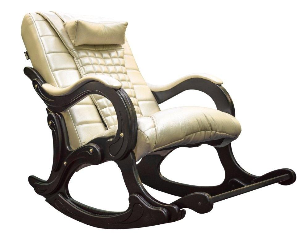 Массажное кресло-качалка OGAWA EGO WAVE EG-2001 LUX (цвет: шоколад)